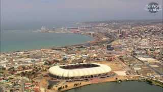 Best of South Africa from Above - Highlights Montage - inc. Cape Town (HD)