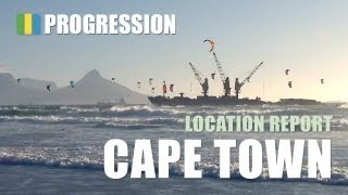Filming Kitesurfing in Cape Town - Location Report
