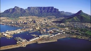 Table mountain. Cape Town, South Africa.