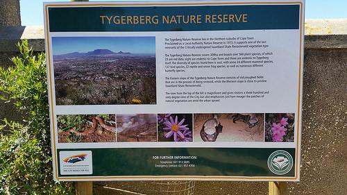 Tygerberg Nature Reserve