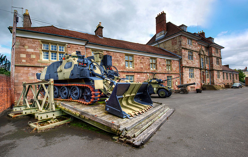 Castle Military Museum