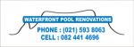 Waterfront Pool Renovations