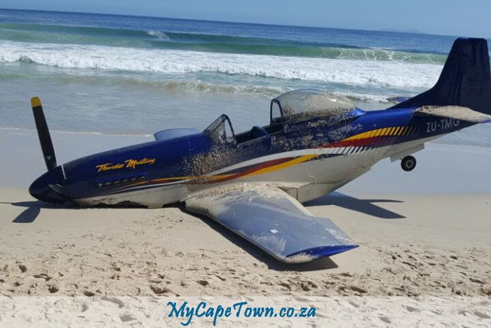 Kogel Beach Plane