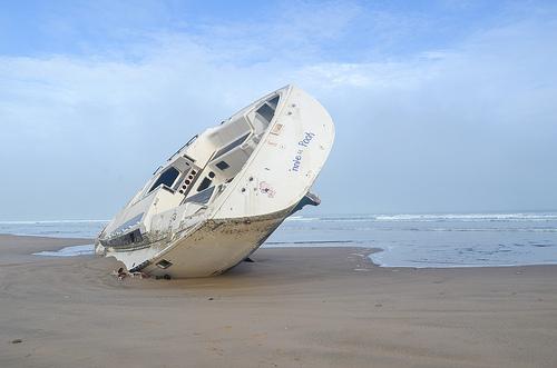 Cape Town Shipwreck