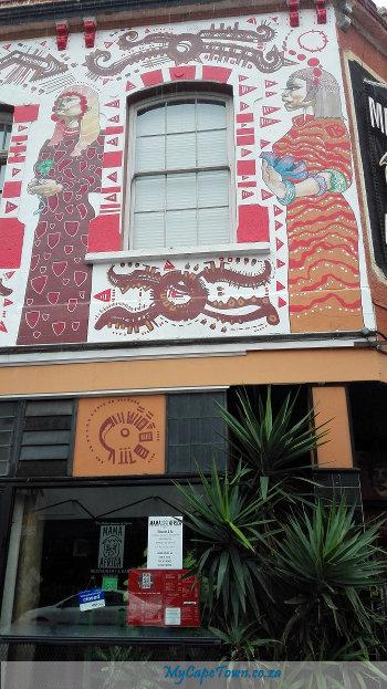Mama Africa Restaurant & Bar