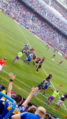Newlands rugby stadium
