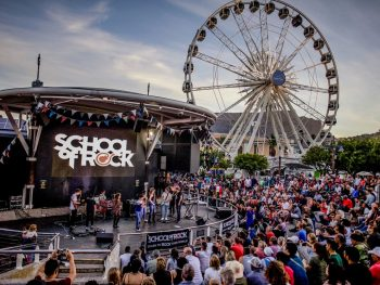 School of Rock - V&A Waterfront